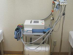 大曽根の内科・小児科・アレルギー科「オズモール内科クリニック:血圧脈波検査」